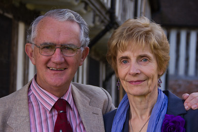 Richard and Veronica Chambers