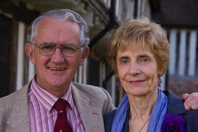 Richard and Veronica Chambers