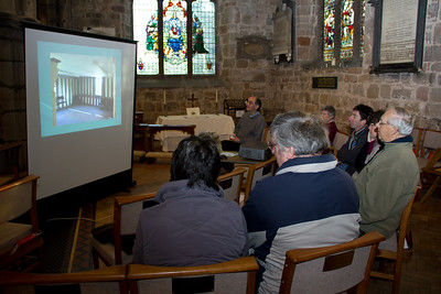 Presentation on the history of Saint Nicolas' Place