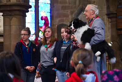 Advent 2 - Parade & Toy Service - Revd Donald Sampson