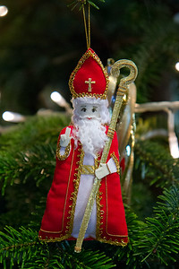 Saint Nicolas, Patron Saint of the Parish