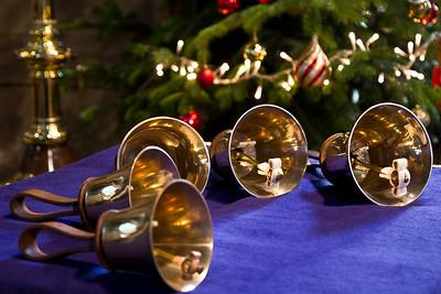 St Nicolas' Festeival Weekend - Handbell Ringers