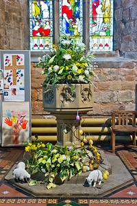 Easter Sunday morning