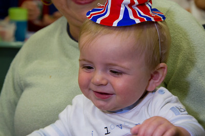 Celebrating the Queen's Diamond Jubilee in Kings Norton