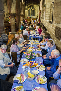 Harvest Supper, 28th September 2013