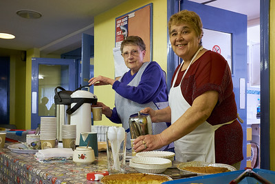 A Christian Aid coffee morning held at Hawkesley Church (Hawkesley Primary Academy) on Saturday 18 May 2019
