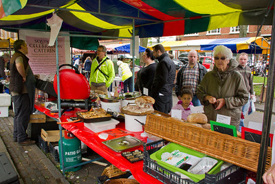 Kings Norton Farmers' Market.