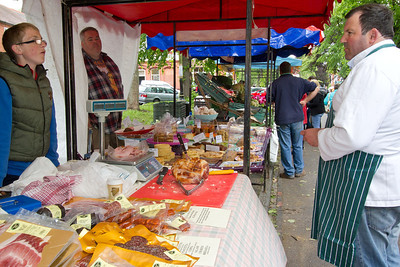 Kings Norton Farmers' Market.