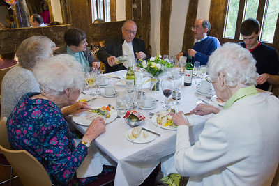 Mary Williamson's 90th Birthday Party