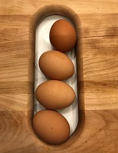 Eggs, Portland, 2020