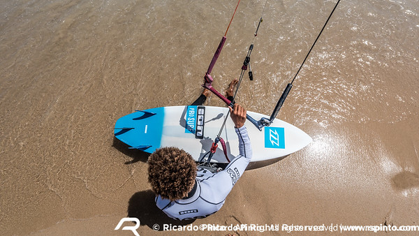 Day 4 of the Tarifa Strapless Kitesurfing Pro