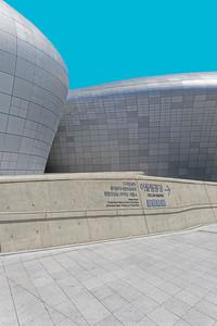 Dongdaemun Design Plaza, Seoul, Korea (12)