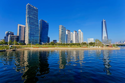 Songdo Central Park, Inchoeon, Korea (4)