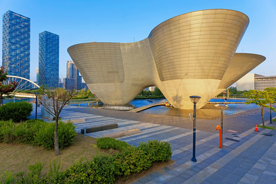 Tri-Bowl, Central Park, Incheon, Korea (2)