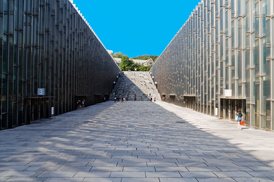 Campus Complex, Ewha Womans University, Seoul, Korea (4)