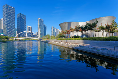 Songdo Central Park, Inchoeon, Korea (1)