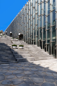 Campus Complex, Ewha Womans University, Seoul, Korea (2)