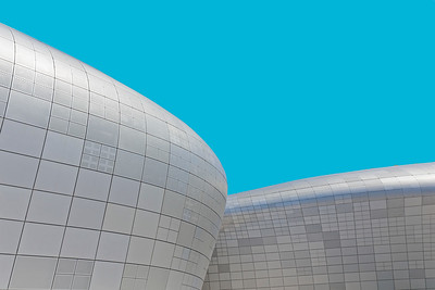 Dongdaemun Design Plaza, Seoul, Korea (11)