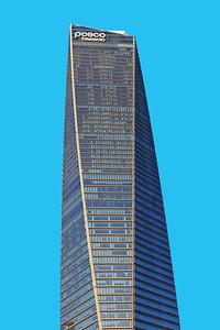 Northeast Asia Trade Tower (POSCO), Songdo, Incheon, Korea (1)