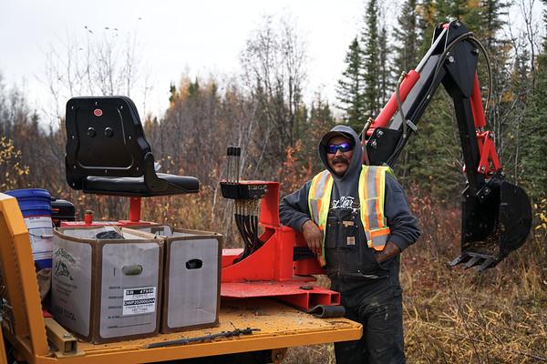 Greg Lomen - Equipment Operator