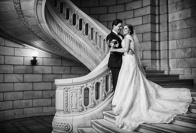 Kristen + Patrick Wedding