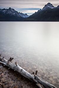 Sunset at Redfish Lake | Stanley, Idaho
