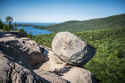 Balance Rock | Acadia National Park, ME