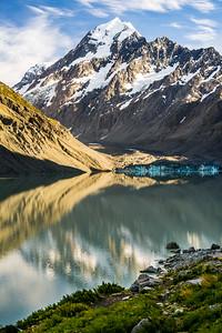 Hooker Lake Sunrise | Aoraki / Mount Cook, New Zealand