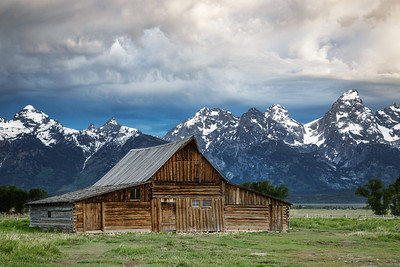 Moulton Barn | Grand Tetons, WY