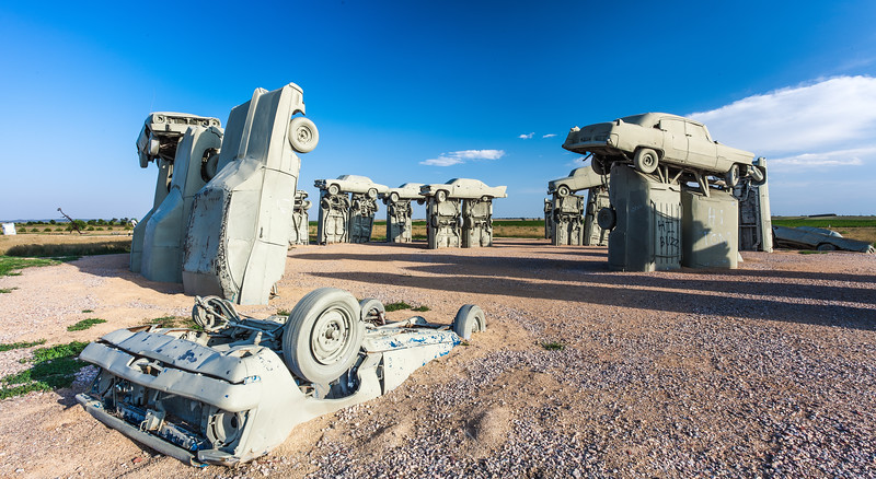 Carhenge, Alliance, NE