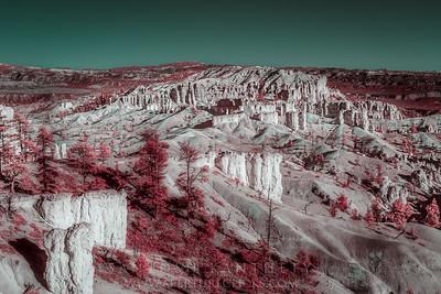 Bryce Hoodoos- Infrared