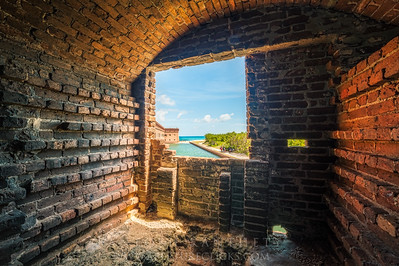 The view from Fort Jefferson