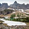 Along Iceberg Trail, GNP, Montana