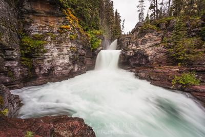 St Mary Waterfalls