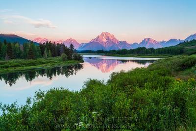 Mount Moron- Alpine Glow