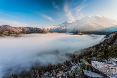 Cloud Valley- Perfect Inversion