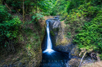 Upper Oneonta Waterfalls
