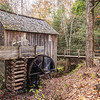 Vintage Mill in Cades Cove