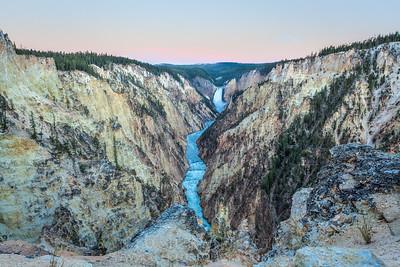 Grand Canyon of Yellowstone
