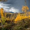 Autumn storm