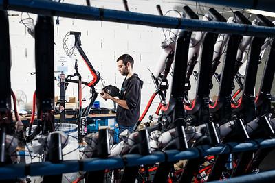 Alexandre / Montage moteurs