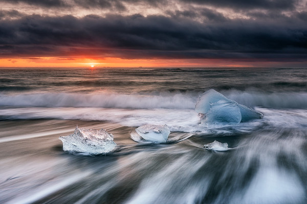 Fragments of Ice