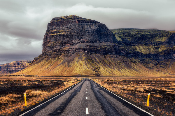 Elusive Landscape