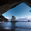 Cathedral Cove Blues