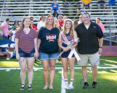 Cheer Senior Night - Sept 25, 2020