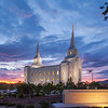 Brigham City Temple - Summer