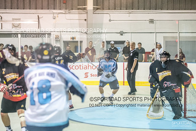 Whitby Warriors at Mimico Mountaineers
