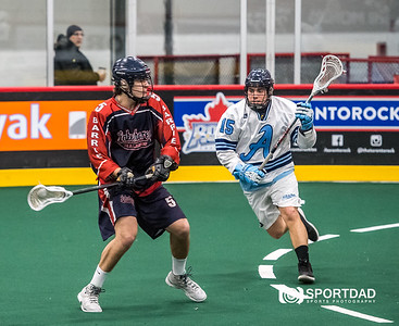 Finals: St. Catharines vs Barrie