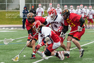 2014-11-08 Guelph Gryphons vs Brock Badgers