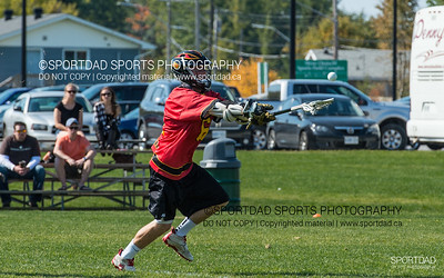 Guelph Gryphons at Nipissing Lakers